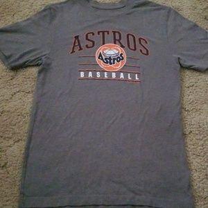Houston Astros baseball tshirt